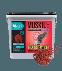 Muskil blé