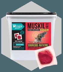 Muskil pâte