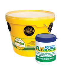 Flybuster kit complet pro
